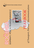 Ročenka dopravy, pôšt a telekomunikácií/Yearbook of Transport, Posts and Telecommunication