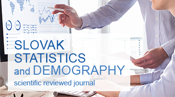 Slovak Statistics and Demography scientific reviewed journal